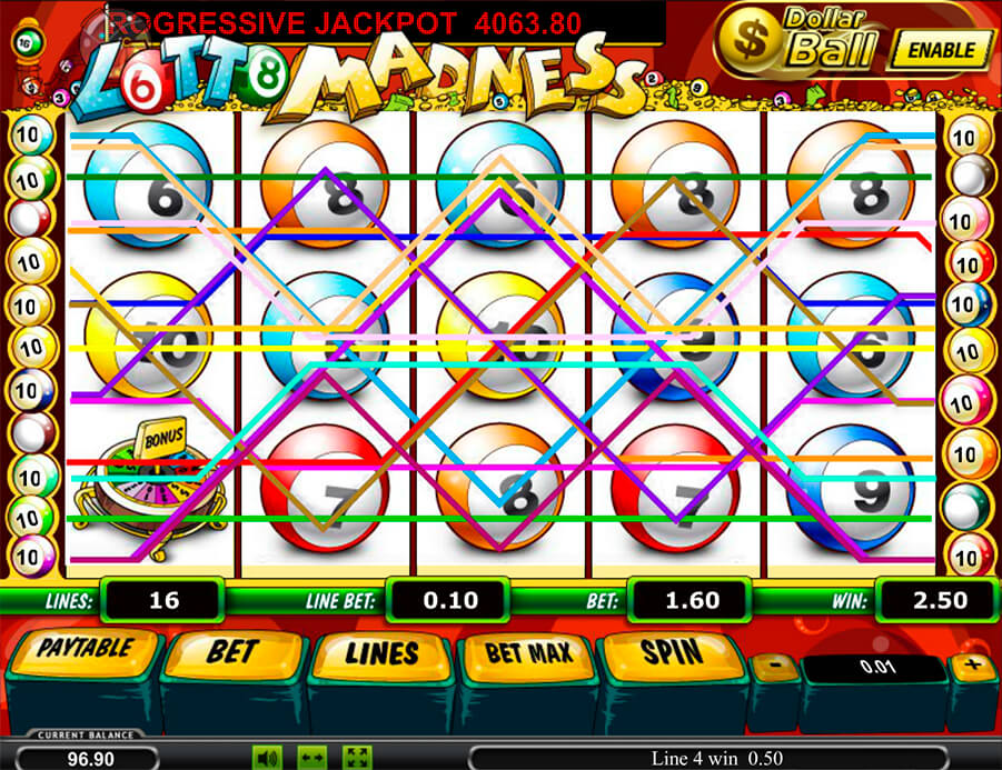 The Dollar Ball Online Slots Series